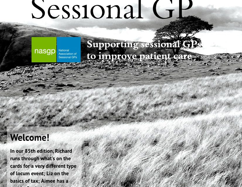 October The Sessional GP out now