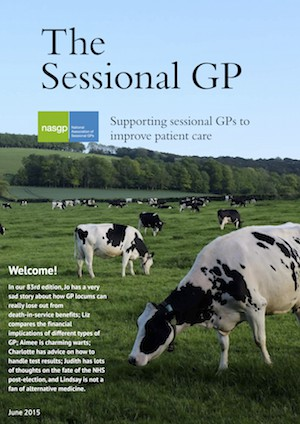 June 'The Sessional GP' out now