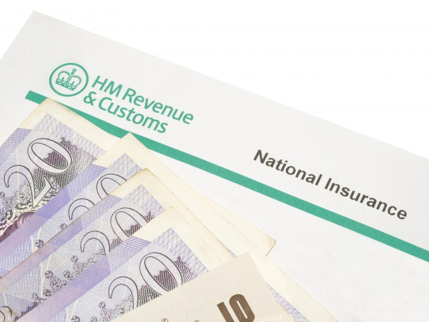 All change with National Insurance contributions