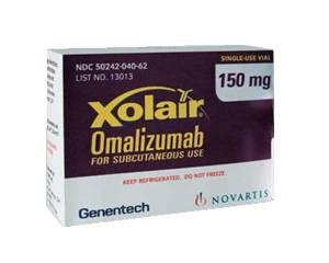 Nice | Omalizumab for chronic urticaria