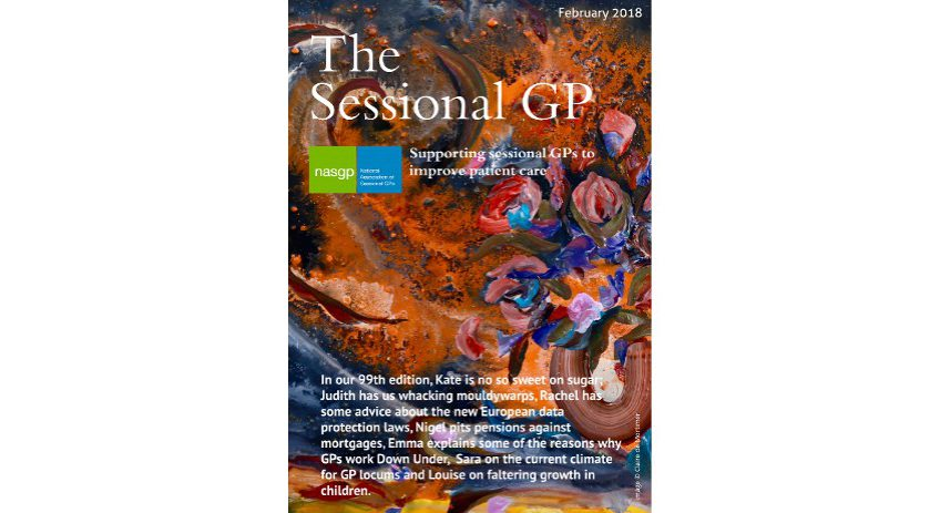 Podcast | February 2018 edition of The Sessional GP magazine