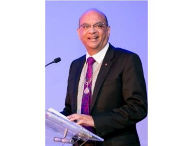 Podcast | Interview with Professor Mayur Lakhani, RCGP President