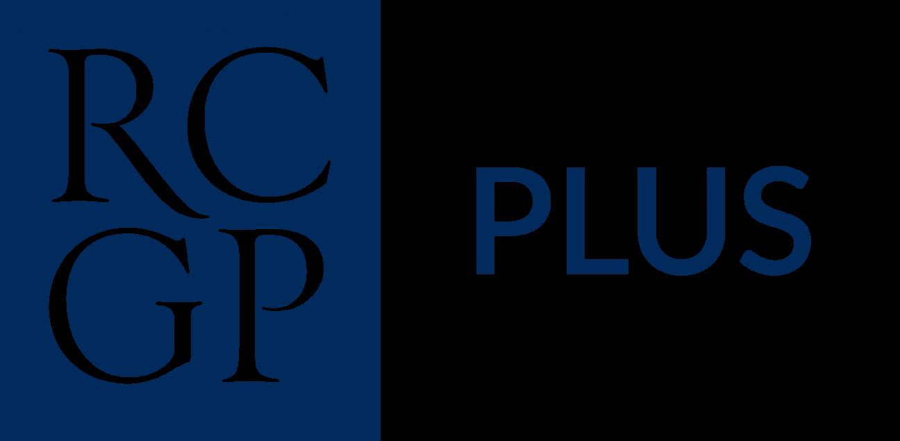RCGP Plus logo