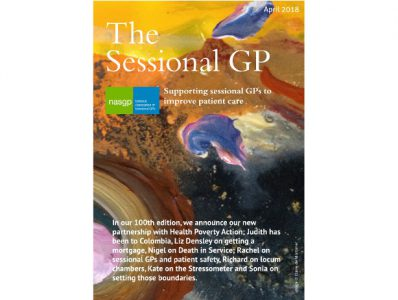Podcast | 100th edition of The Sessional GP magazine