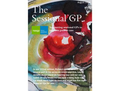 Podcast | August edition of The Sessional GP magazine