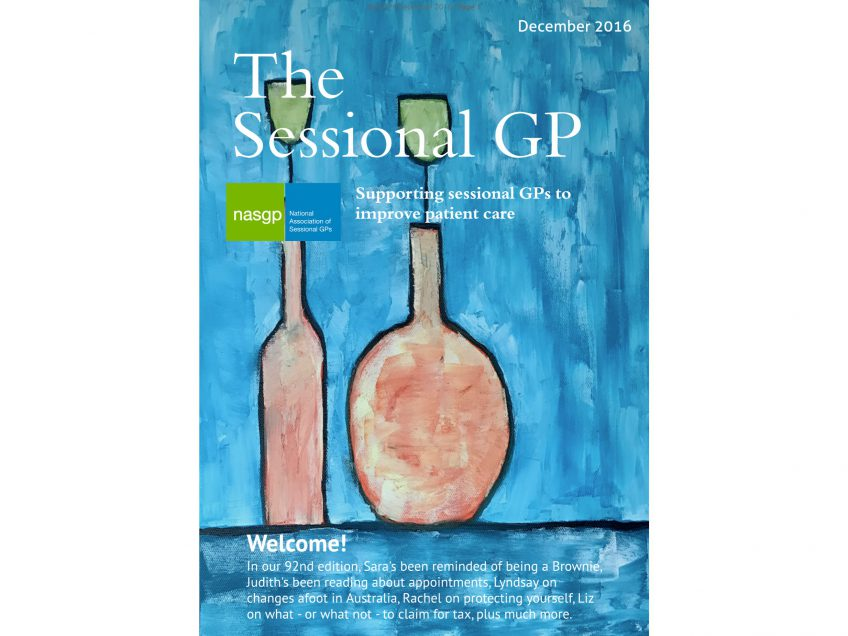 Podcast | The Sessional GP magazine December 2016