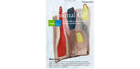 February edition of The Sessional GP out now