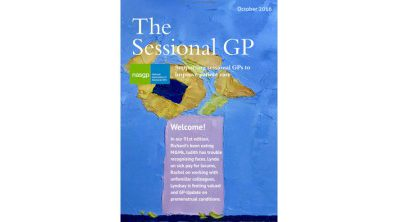 Podcast | October 2016 edition of The Sessional GP magazine