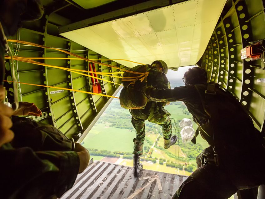 'We're paratroopers, we're supposed to be surrounded': starting off as a GP locum